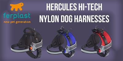 Ferplast Hercules Harnesses now available at PETS4LIFE BRACKENFELL