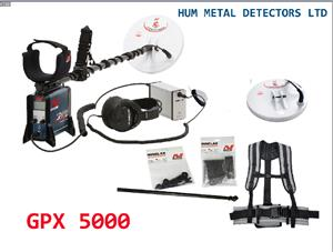 rayfinder metal detector