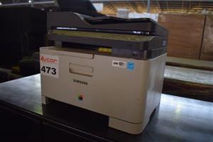 Vintage Samsung printer