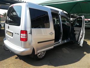 2012 VW Caddy Trendline CADDY 2.0TDi TRENDLINE