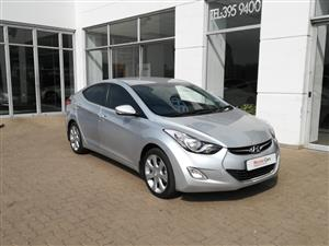 2015 Hyundai Elantra 1.8 Executive