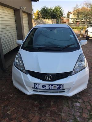 2013 Honda Jazz 1.4