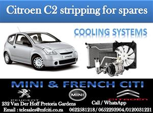 COOLING SYSTEM On Big Special for Citroen C2