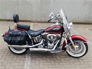 Well Looked After Softail Heritage!