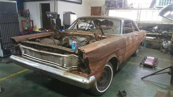 1965 Ford Galaxie 500 Coupe for sale