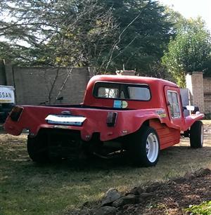 1984 VW Beach