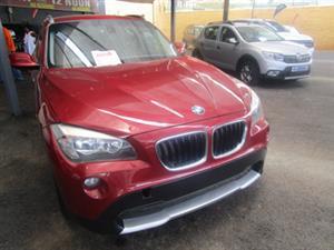 2012 BMW X1 xDrive20d auto