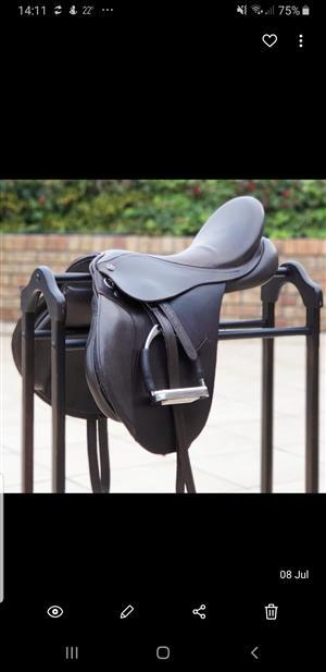 Euro rider saddle