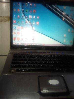 Hp Pavilion dv6000 Laptop for sale,with charger