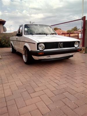 1990 VW Caddy 1.6 Life