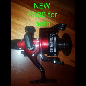 Red fishing reels for sale