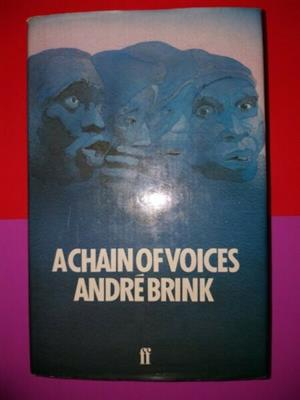 A Chain Of Voices - Andre Brink.