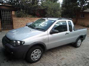 2007 Fiat Strada 1.4 X Space