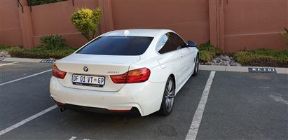 2014 BMW 4 Series 420i coupe M Sport auto