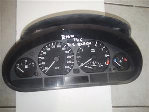 We Have A BMW E46 318 Cluster For Sale