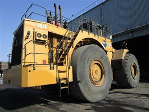 Caterpillar 994F Front End Loader - ON AUCTION