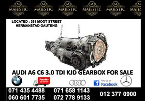 Audi A6 gearbox for sale used