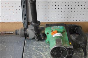 S033887A Hitachi power drill with drill bit #Rosettenvillepawnshop