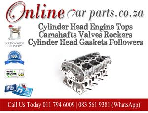High Quality Cylinder Heads Engine Tops Camshafts Valves Rockers Cylinder Head Gaskets Followers