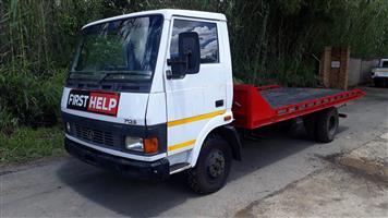 Tata LPT 713S Rollback