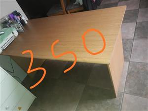 Large wooden office desk for sale