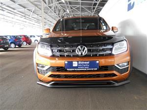 2020 VW Amarok double cab AMAROK CANYON 3.0TDi 4MOT A/T D/C P/U