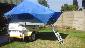 Jurgens rooftop tent