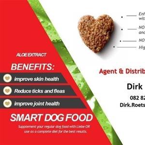 Liebe Smart Dog Food
