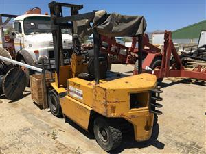 Clark Forklift 2.5t - ON AUCTION
