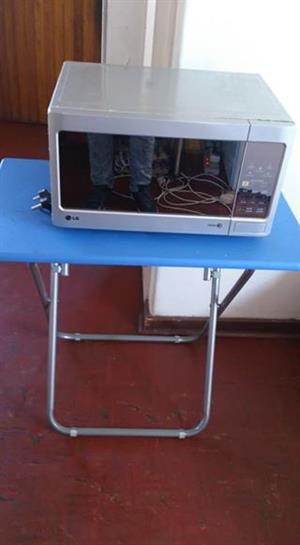 Lg microwave 30 litre