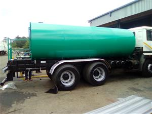 WATER TANKER  AT THE BEST AND AFFORDABLE PRICE CALL US NOW( 011)914-1035/0635408390