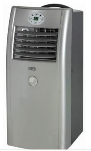 Portable Air Conditioner Hot/Cold  Defy 9000
