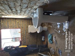 Plumbers in Vaal,  plumbers in Vanderbijlpark, 0782170278