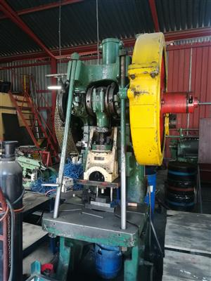 60 ton eccentric press for sale