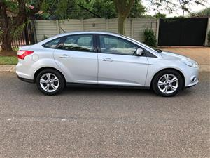 2011 Ford Focus 2.0 sedan Trend automatic