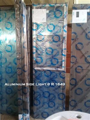 New Aluminium Side Light