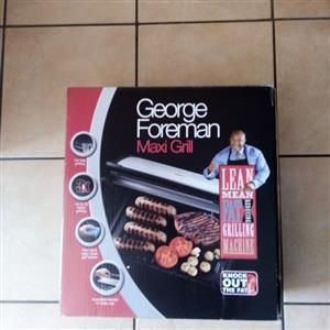 George Foreman Maxi Grill