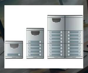 LEGRAND MULTI-INTERCOM SYSTEM 8 Button Base