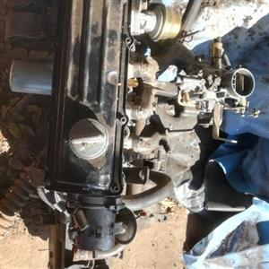 Vw golf  1100 engine