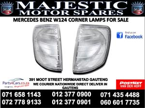 Mercedes benz W124 corner lamps for sale