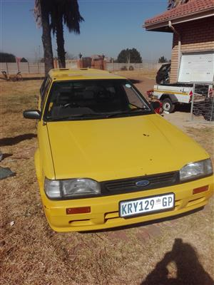 2000 Ford Bantam 1.6i