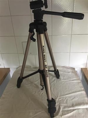 King Best DF 5000 tripod