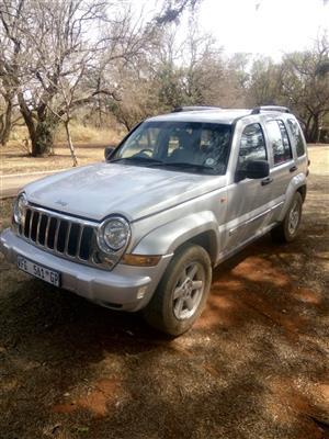 2006 Jeep Cherokee 3.7L Limited