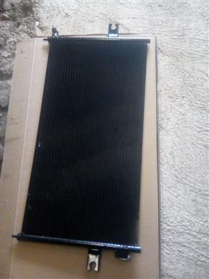Nissan Hard Body Aircon Radiator