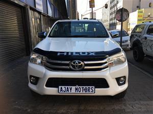 2016 Toyota Hilux Xtra cab HILUX 2.8 GD 6 RB RAIDER P/U E/CAB
