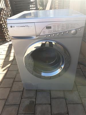 LG washing mashing