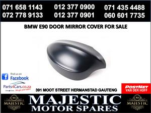 Bmw E90 door mirror cover for sale
