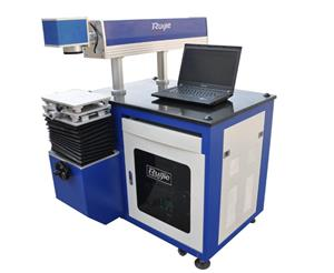 Engrave on metal! 20w YAG laser marking machine-metal engraving machine