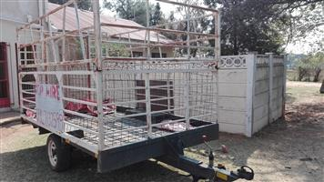 Trailer 3.2m x 2m and 2m high