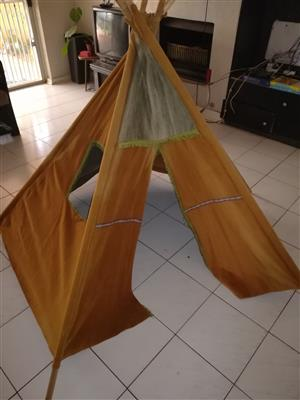 Kids suede tent For Sale